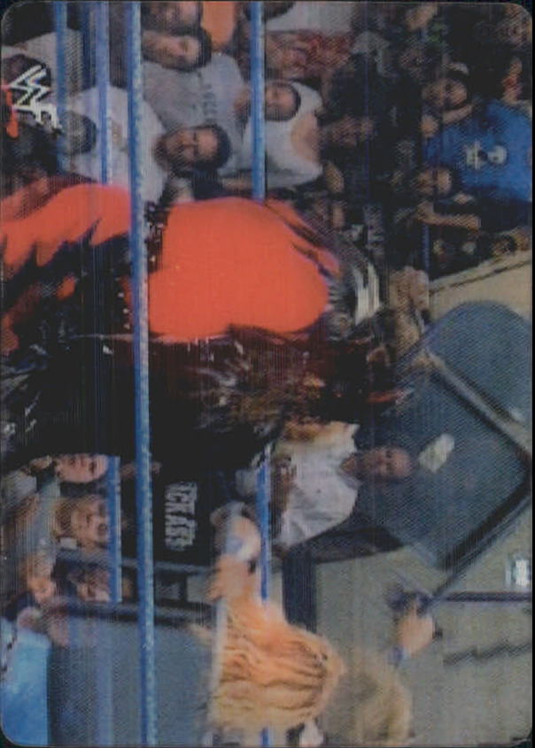 2001 Artbox WWF MotionCardz #21 Edge/Christian/Kane