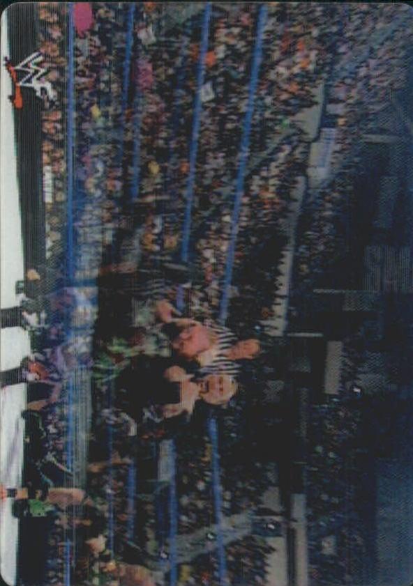 2001 Artbox WWF MotionCardz #23 Ray Dudley/Jesse James