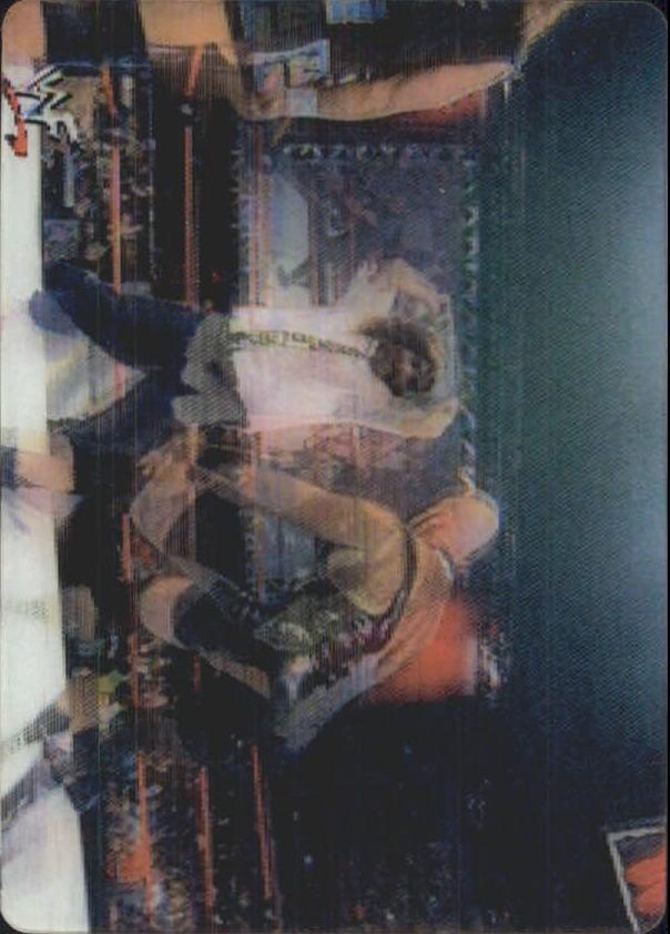 2001 Artbox WWF MotionCardz #35 Mankind/Prince Albert