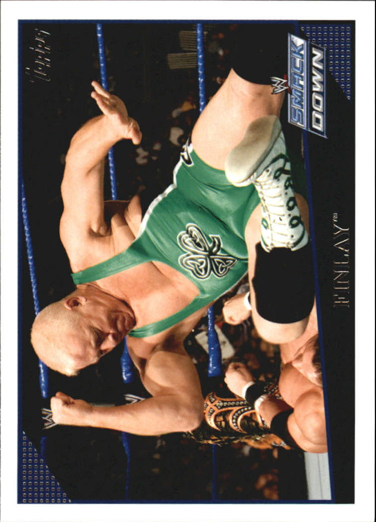 2009 Topps WWE #24 Finlay