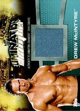 2010 Topps WWE Elimination Chamber Canvas #EC7 Drew McIntyre