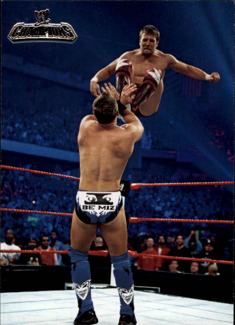 2011 Topps Champions WWE #23 Daniel Bryan