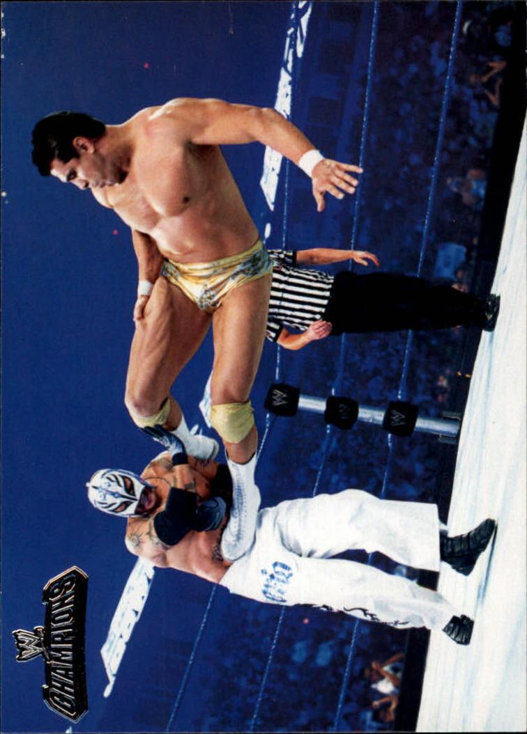 2011 Topps Champions WWE #42 Alberto Del Rio