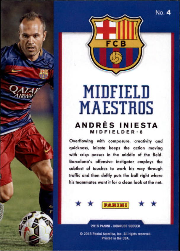 2015-Donruss-Soccer-Inserts-Special-Cards-You-Pick-Buy-10-cards-FREE-SHIP thumbnail 168