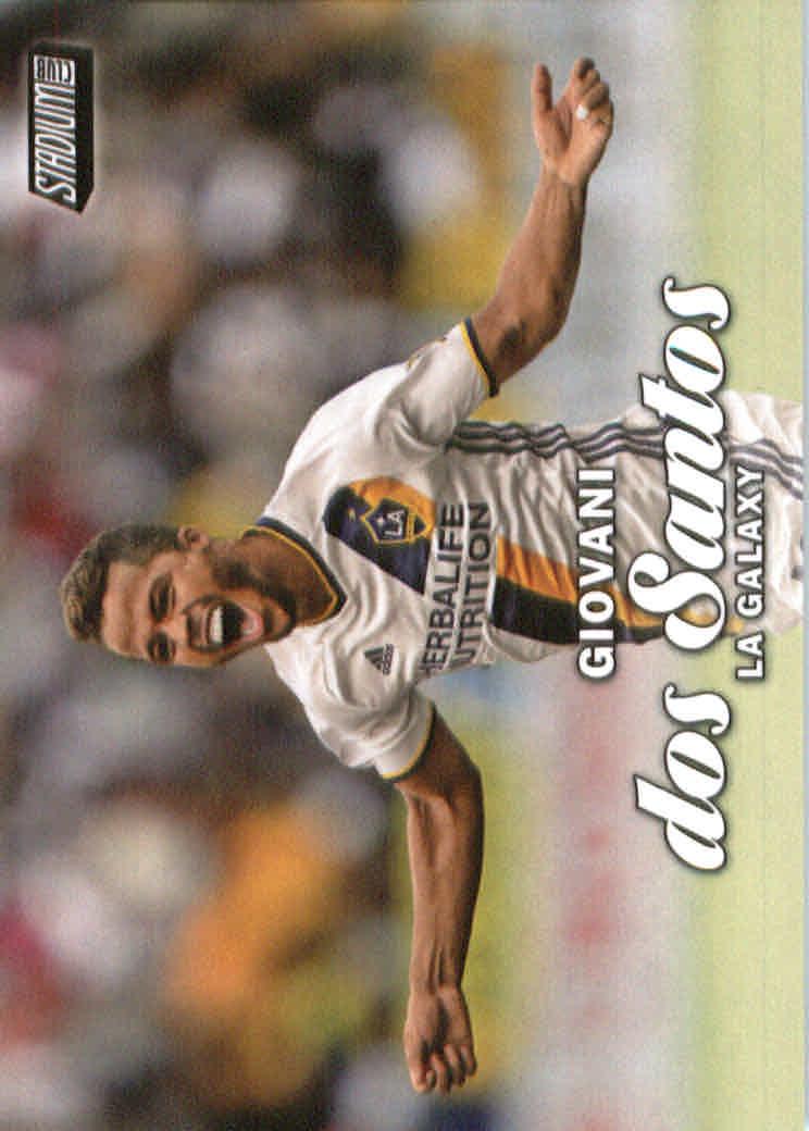 2017 Stadium Club MLS #26A Giovani dos Santos