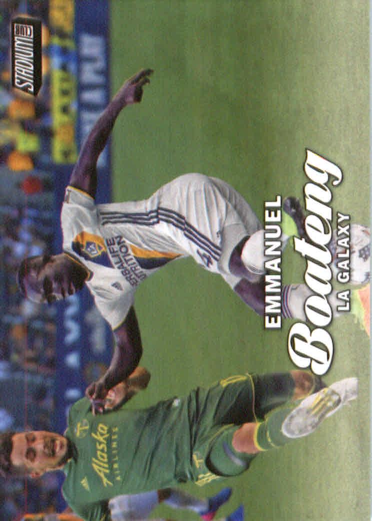 2017 Stadium Club MLS #53 Emmanuel Boateng
