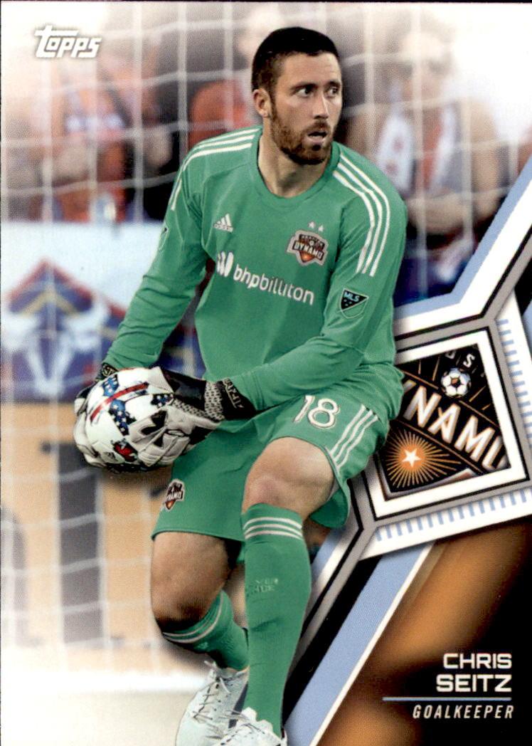 2019 Topps MLS Major League Soccer Base #42 Darwin Quintero