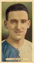 1934 Ardath Famous Footballers #17 Jack Bruton