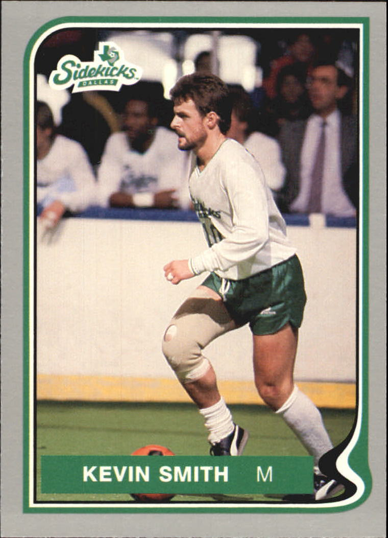 1987 Pacific MISL #5 Kevin Smith
