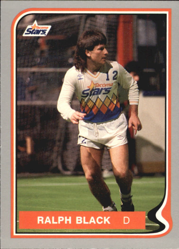 1987 Pacific MISL #18 Ralph Black