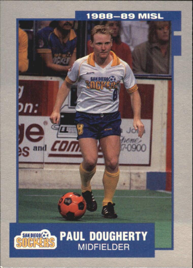 1989 Pacific MISL #18 Paul Dougherty