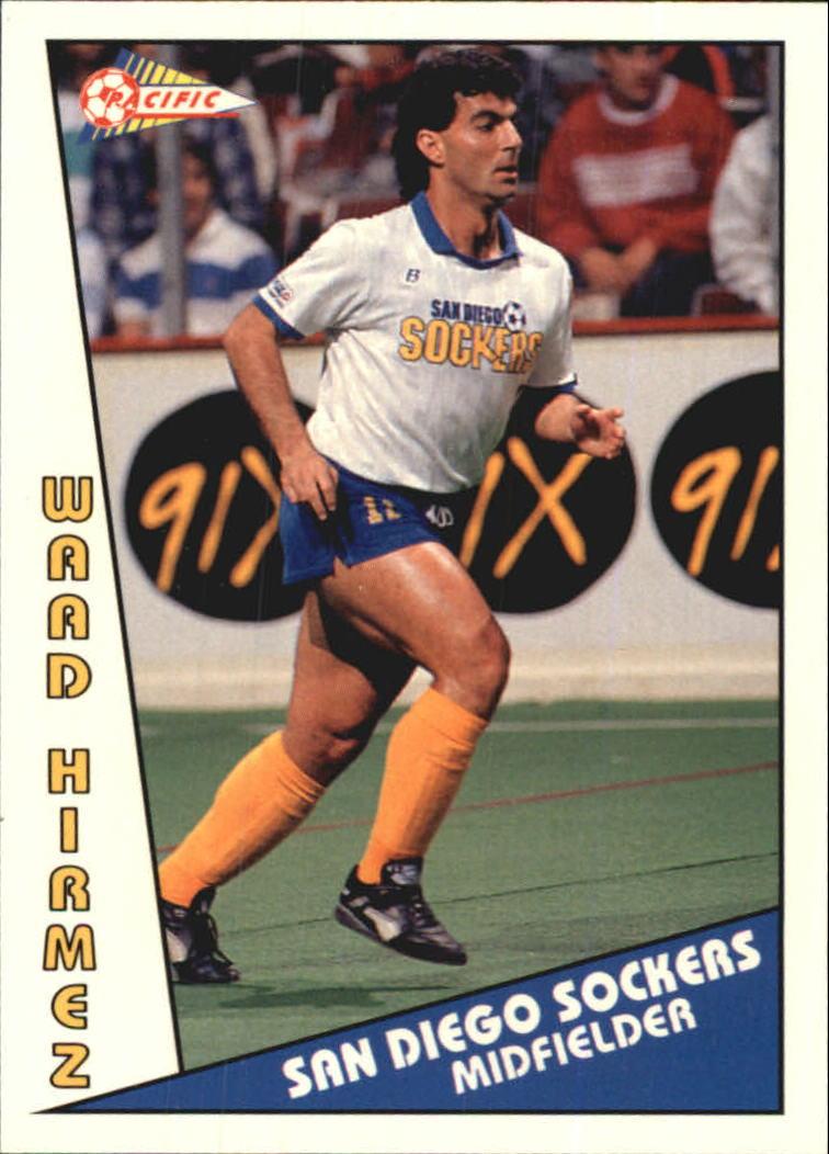 1992 Pacific MSL #2 Wade Hirmez