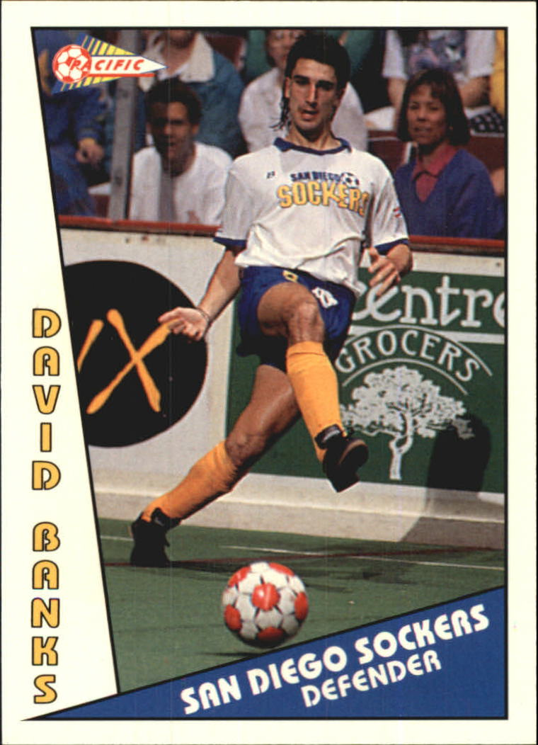 1992 Pacific MSL #10 David Banks