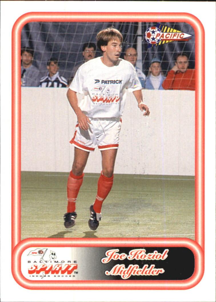 1993 Pacific NPSL #3 Joe Koziol