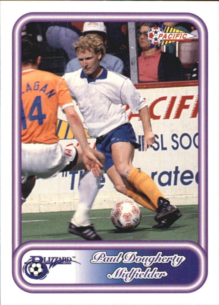 1993 Pacific NPSL #12 Paul Dougherty