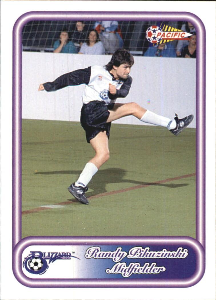 1993 Pacific NPSL #15 Randy Pikuzinski