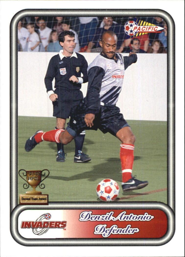 1993 Pacific NPSL #19 Denzil Antonio