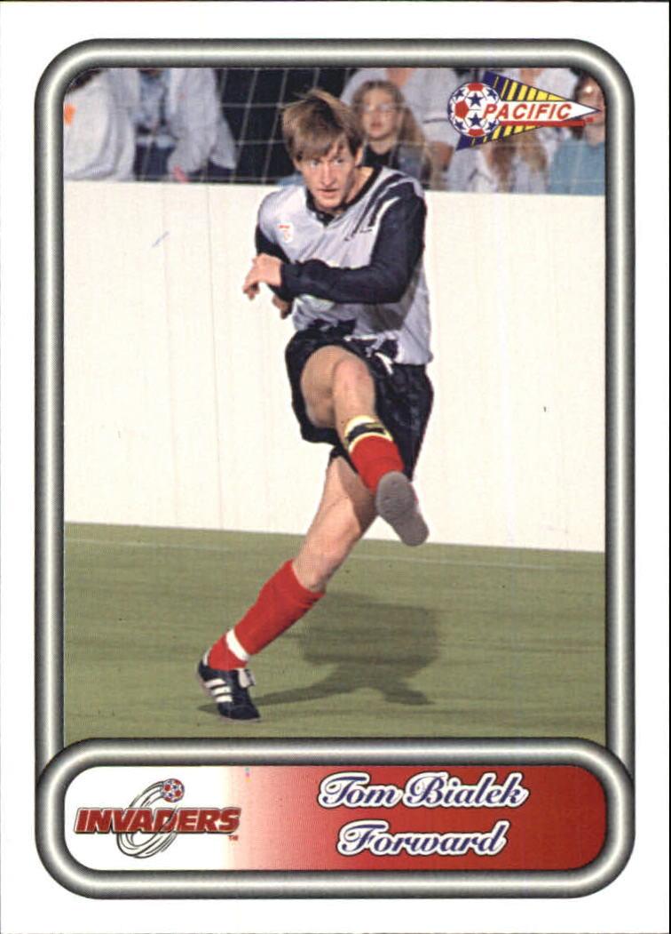 1993 Pacific NPSL #20 Tom Bialek
