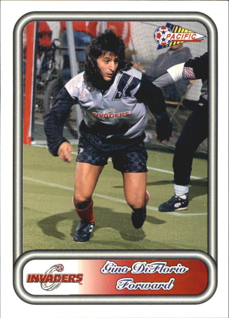 1993 Pacific NPSL #23 Gino DiFlorio