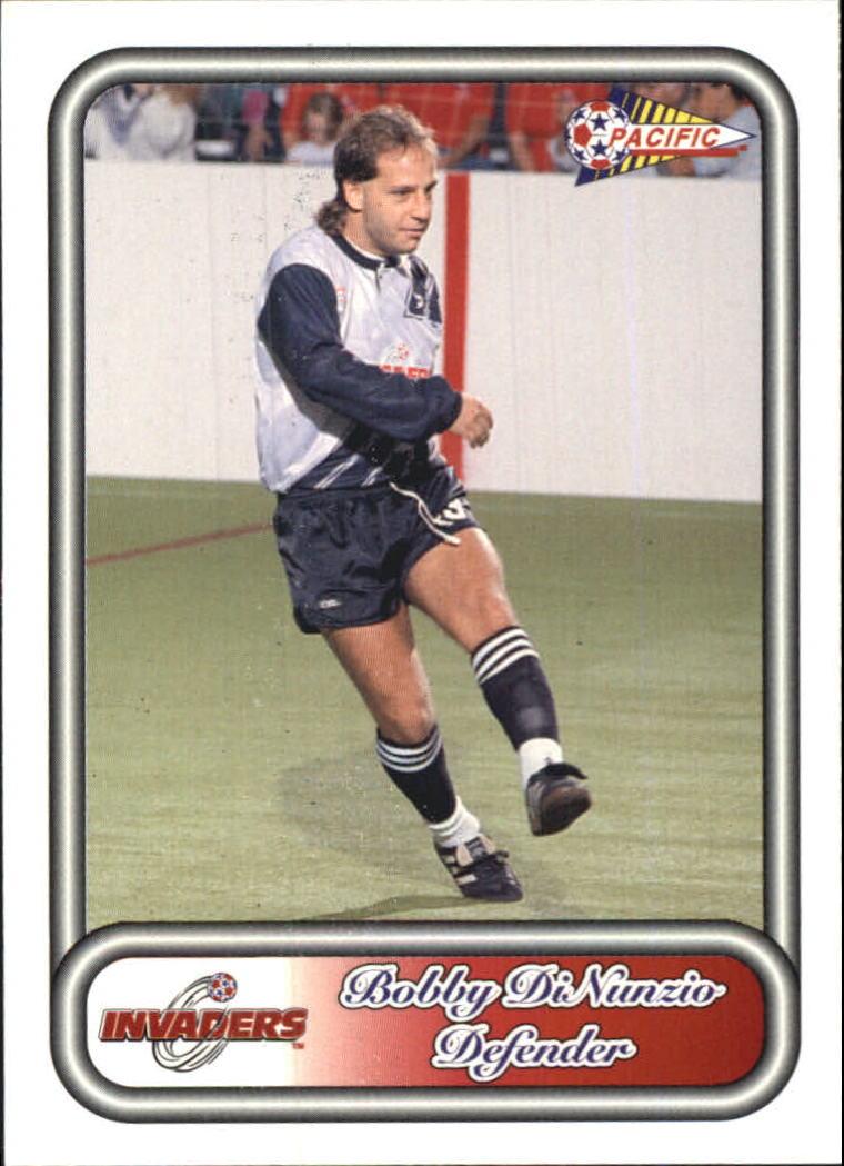 1993 Pacific NPSL #24 Bobby DiNunzio