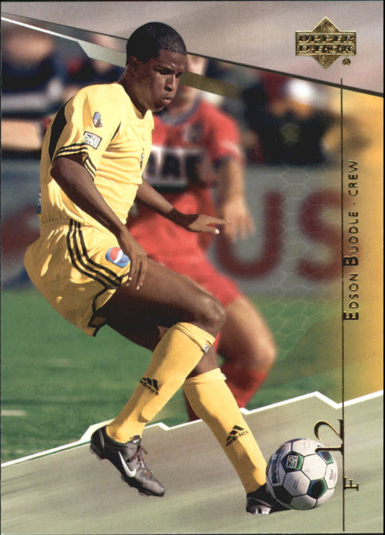 2004 Upper Deck MLS #20 Edson Buddle RC