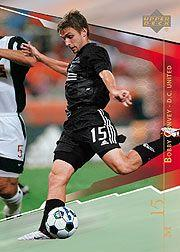2004 Upper Deck MLS #38 Bobby Convey RC