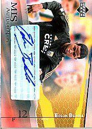 2004 Upper Deck MLS Autographs #EBA Edson Buddle