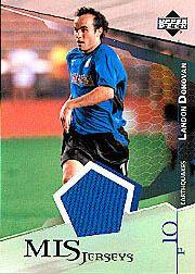 2004 Upper Deck MLS Jerseys #LDJ Landon Donovan