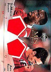 2004 Upper Deck MLS Jerseys Dual #DBAR Ante Razov/DaMarcus Beasley