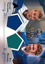 2004 Upper Deck MLS Jerseys Dual #TTPN Pat Noonan/Taylor Twellman