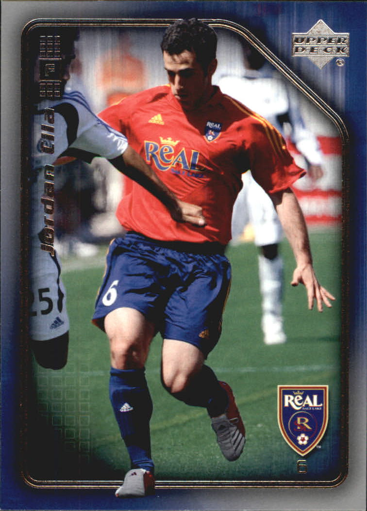 2005 Upper Deck MLS #13 Jordan Cila RC