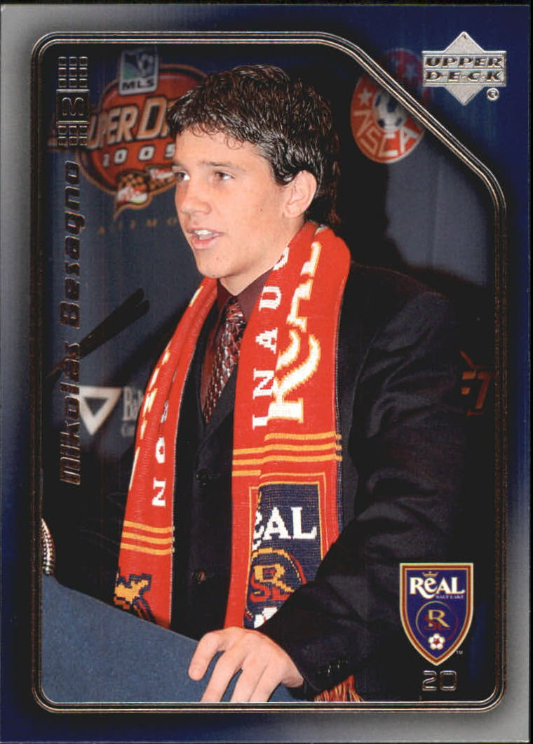 2005 Upper Deck MLS #86 Nikolas Besagno RC