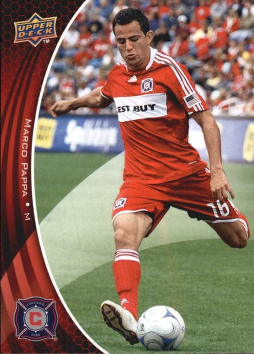 2010 Upper Deck MLS #10 Marko Pappa