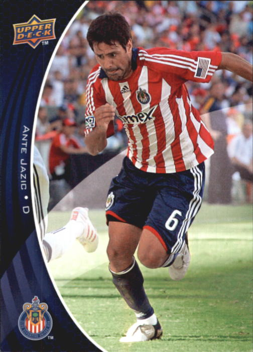 2010 Upper Deck MLS #18 Ante Jazic