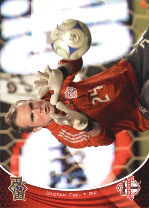 2010 Upper Deck MLS #170 Stefan Frei