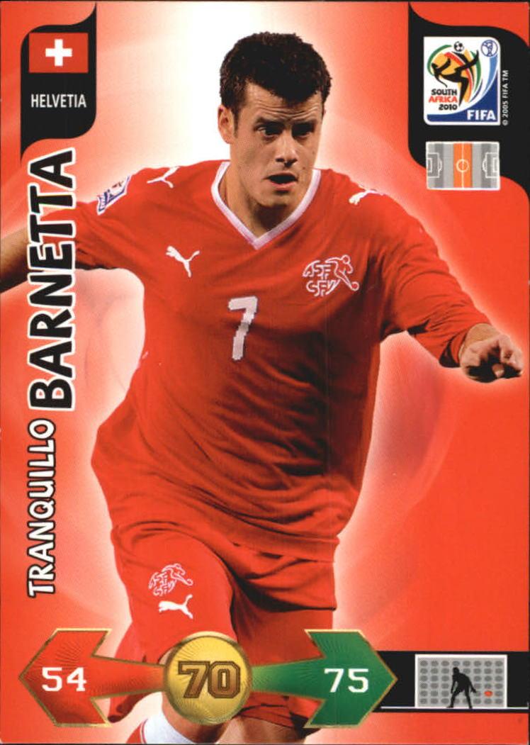 2010 Adrenalyn XL World Cup #18 Tranquillo Barnetta