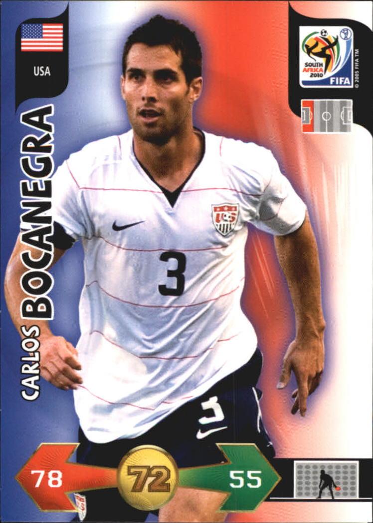 2010 Adrenalyn XL World Cup #25 Carlos Bocanegra