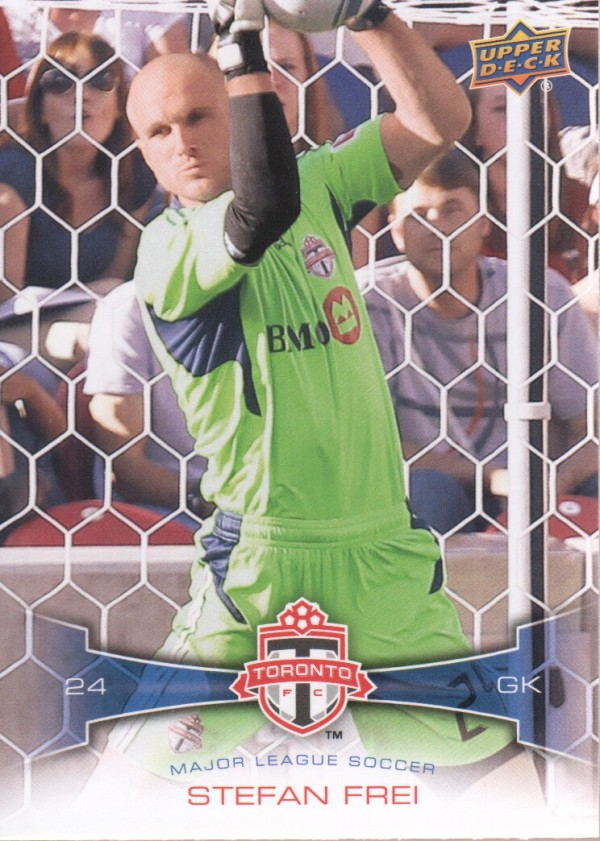 2012 Upper Deck MLS #141 Stefan Frei