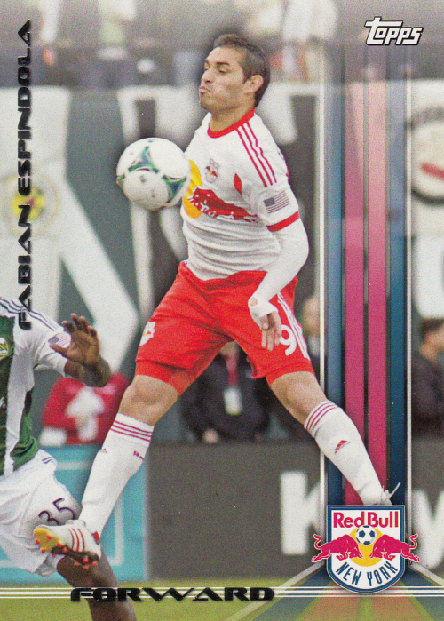 2013 Topps MLS #14 Fabian Espindola