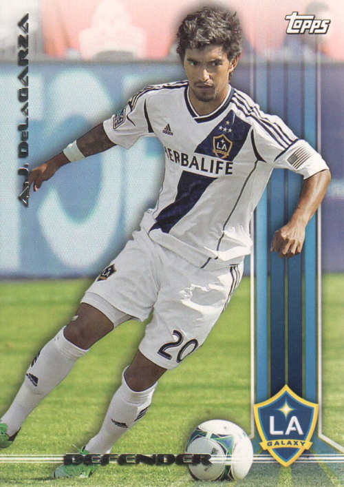 2013 Topps MLS #178 A.J. DeLaGarza