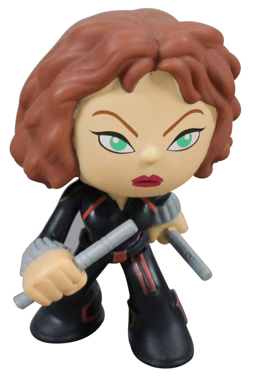2015 Funko Mystery Minis Avengers Age of Ultron #NNO Black Widow