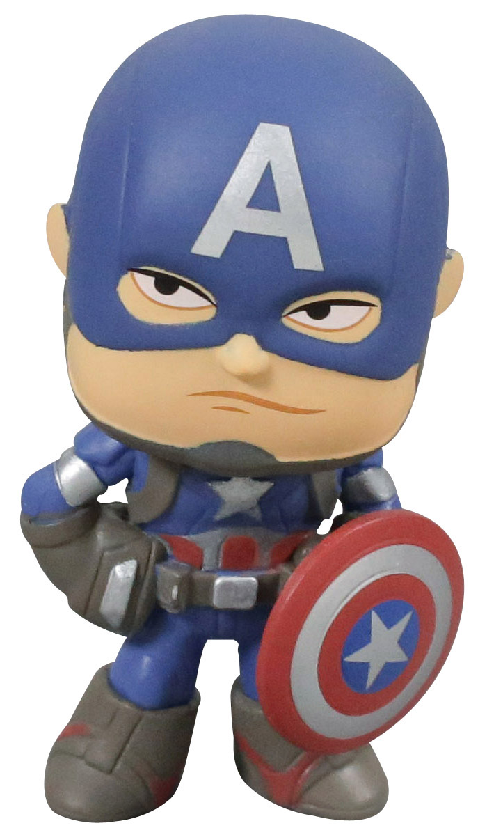 2015 Funko Mystery Minis Avengers Age of Ultron #3 Captain America