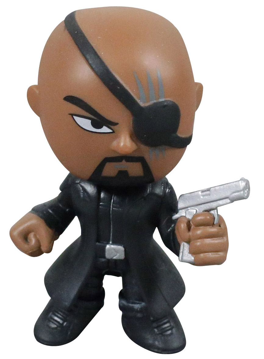 2015 Funko Mystery Minis Avengers Age of Ultron #12 Nick Fury