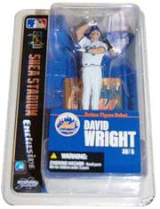 2006 McFarlane Baseball 3-Inch David Wright #10 David Wright