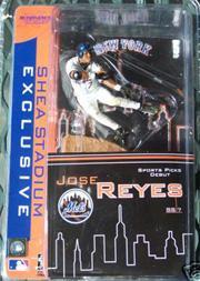 2007 McFarlane Baseball 3-Inch Jose Reyes #10 Jose Reyes