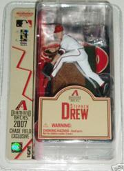 2007 McFarlane Baseball 3-Inch Stephen Drew #10 Stephen Drew