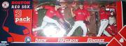 2008 McFarlane Baseball 3-Pack #10 Boston Red Sox