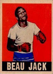 1948 Leaf #13 Beau Jack