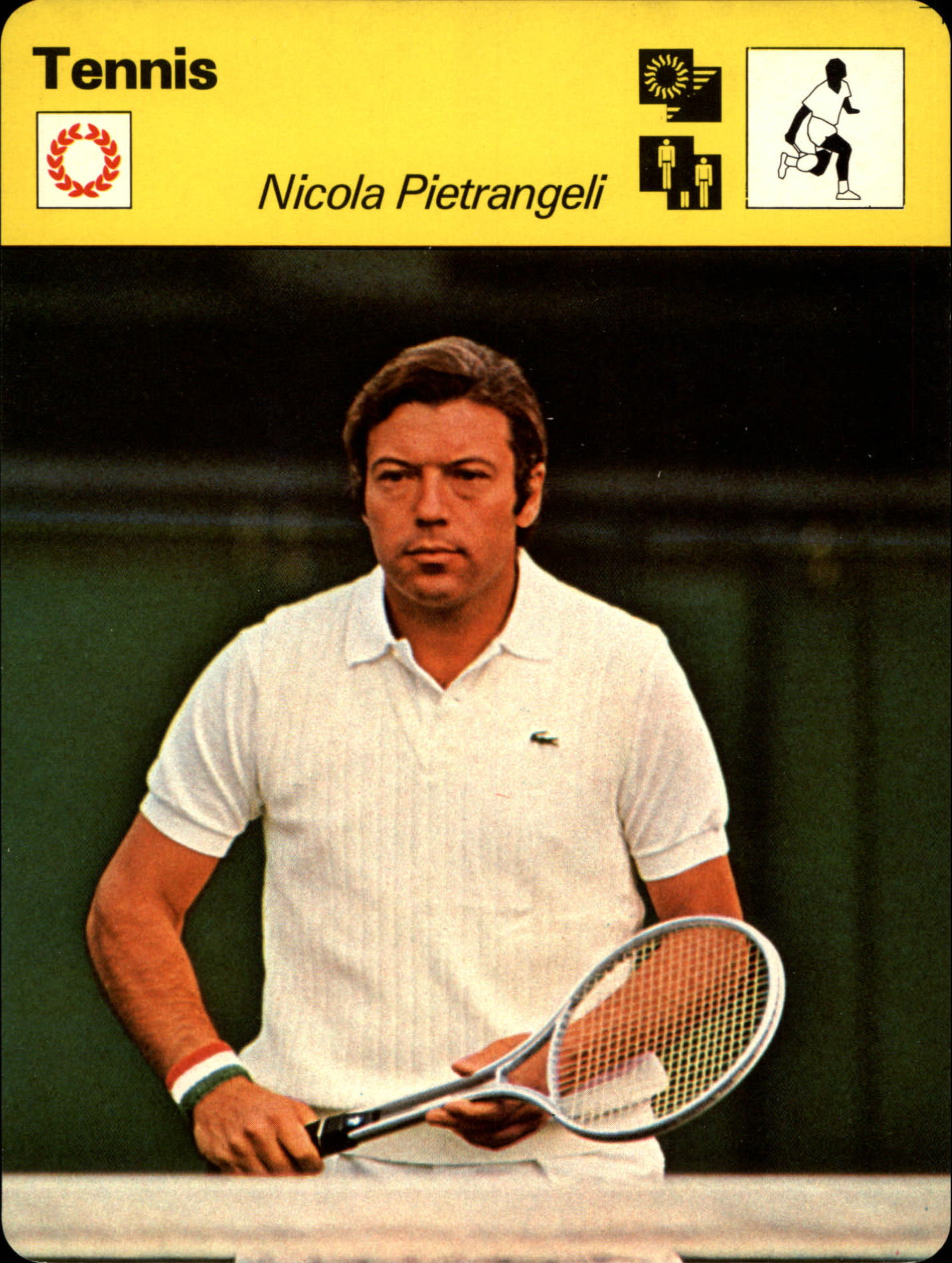 Buy 1977 79 Sportscaster Series 31 3105 Nicola Pietrangeli online