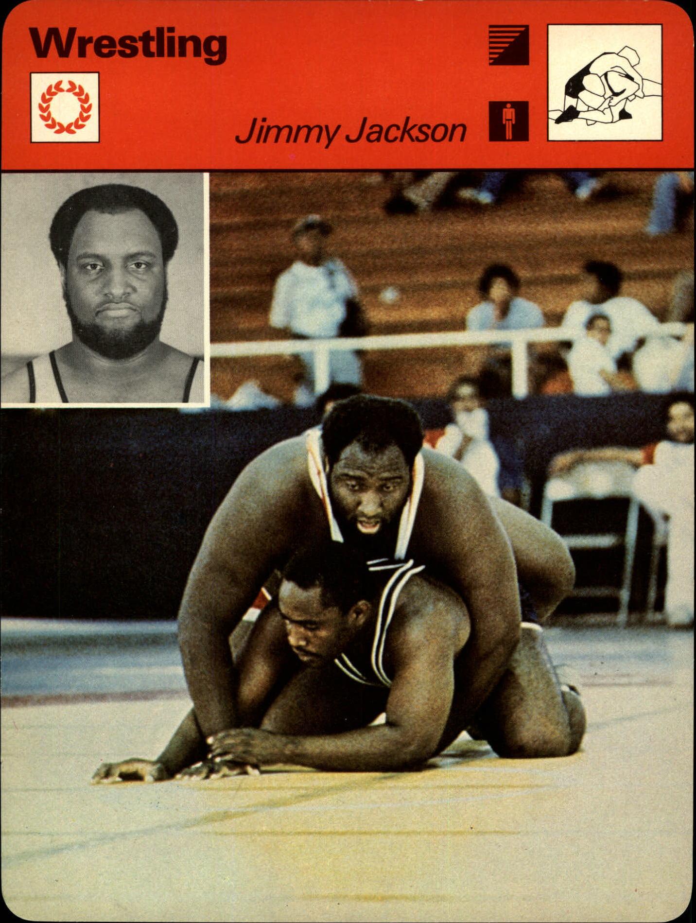 1977-79 Sportscaster Series 101 #10110 Jimmy Jackson